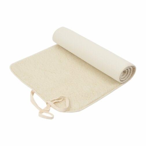 Pure Wool Yoga Mat