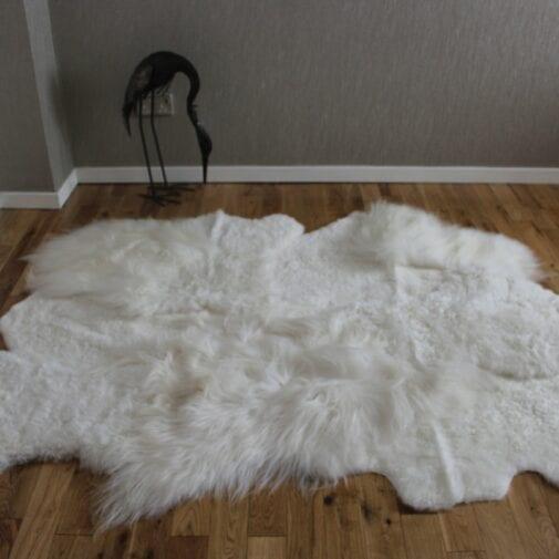 Multi-layer Icelandic Sheepskin Designer Rug SM14