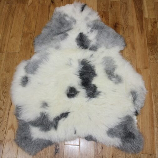 Natural Icelandic Sheepskin Rug Shorn IMX81-SHORN