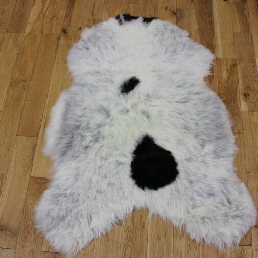 Natural Icelandic Sheepskin Rug Shorn IMX82-SHORN