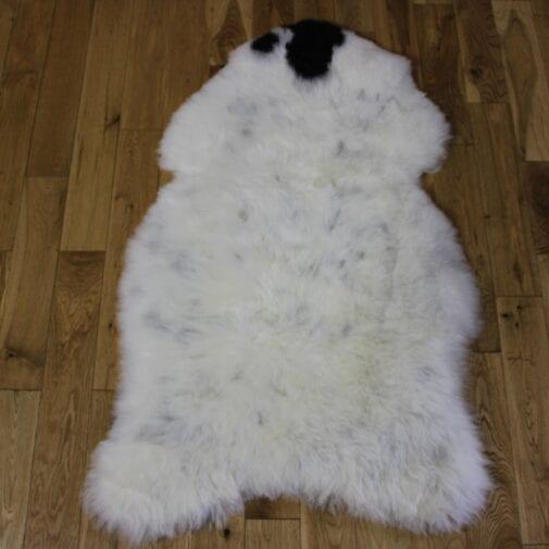 Natural Icelandic Sheepskin Rug Shorn IMX86-SHORN
