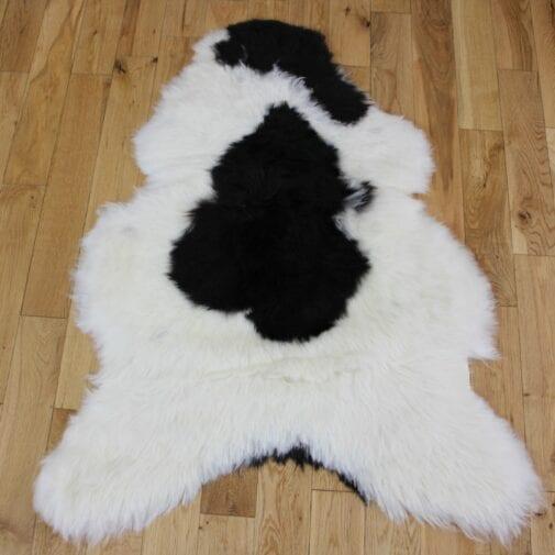 Natural Icelandic Sheepskin Rug Shorn IMX87-SHORN