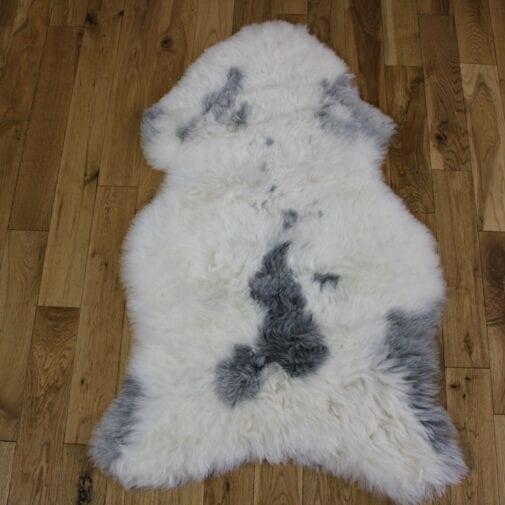 Natural Icelandic Sheepskin Rug Shorn IMX88-SHORN