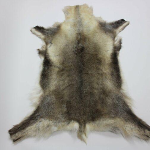 X Large Reindeer Hide Rug R200