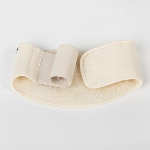 Waist Belt with Merino Wool
