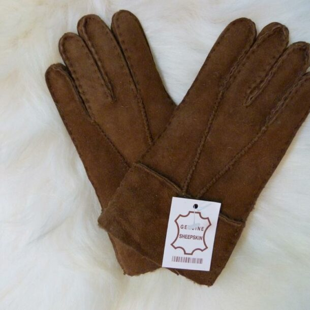 Kids Sheepskin Gloves
