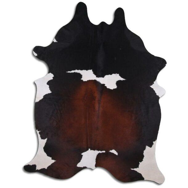 Cowhide Rug Tricolour C512