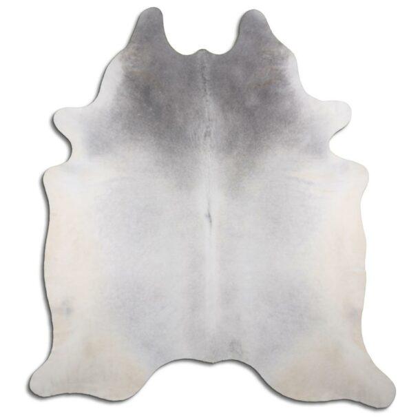 Cowhide Rug Natural Grey C522