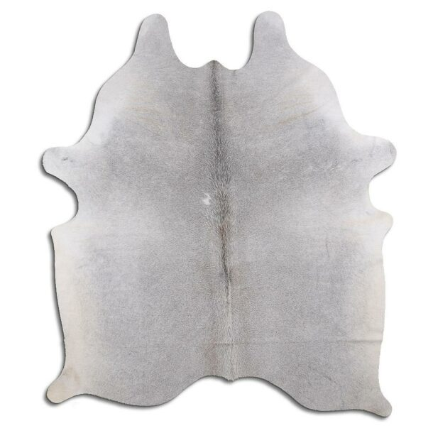 Cowhide Rug Natural Grey C527