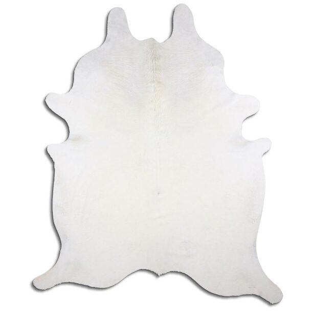 Cowhide Rug White C538