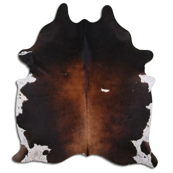 Cowhide Rug Exotic Tricolour C572