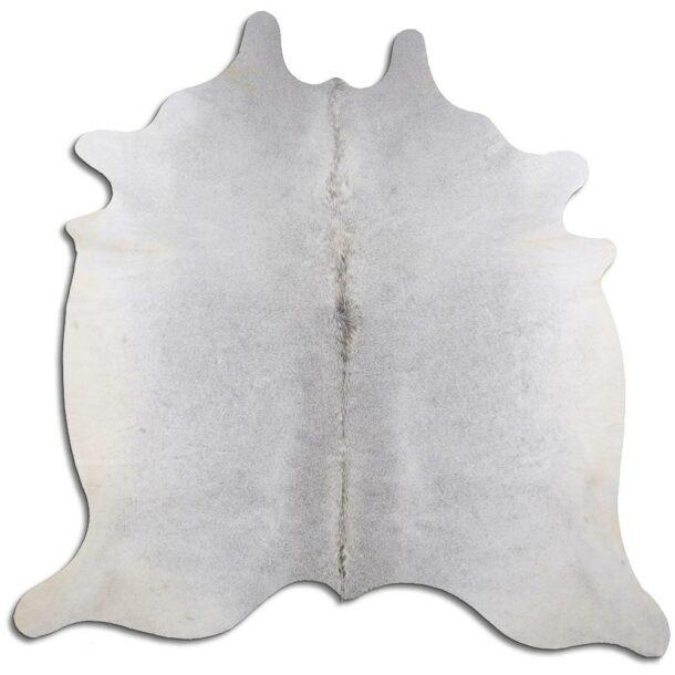 Cowhide Rug Natural Grey C583