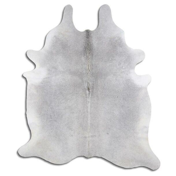 Cowhide Rug Natural Grey C586