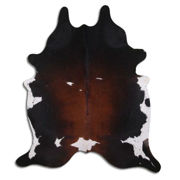 Cowhide Rug Exotic Tricolour C612