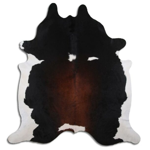 Cowhide Rug Exotic Tricolour C613