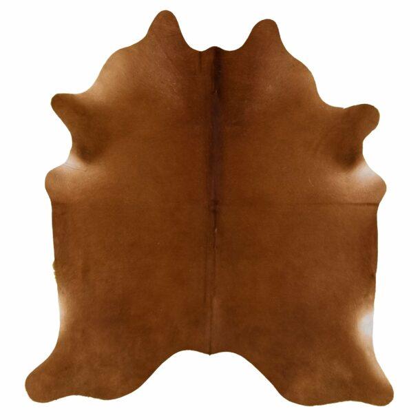 Cowhide Rug Brown C401