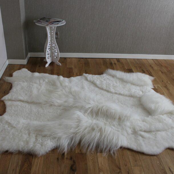 Multi-layer Icelandic Sheepskin Designer Rug SM16