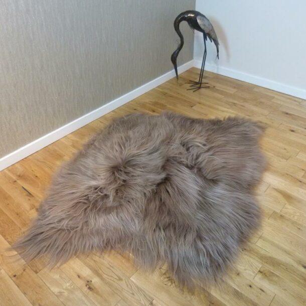 Icelandic Sheepskin 2 Skin Taupe