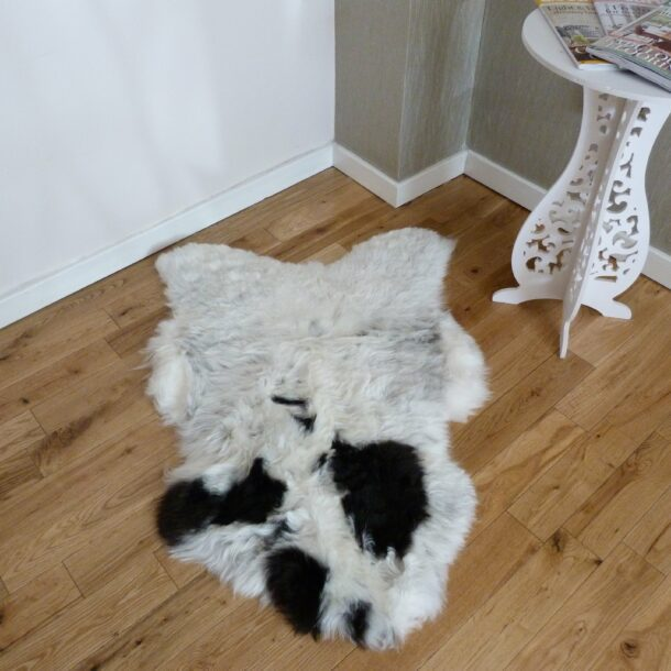 Natural Icelandic Sheepskin Rug Shorn IMX77-SHORN