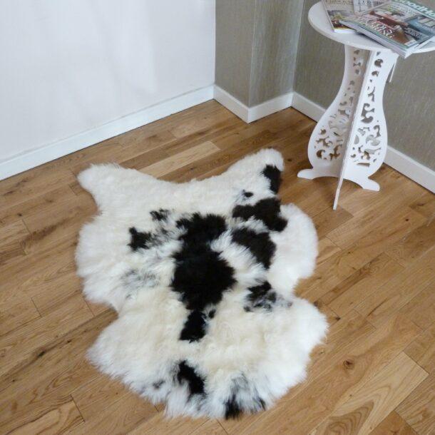 Natural Icelandic Sheepskin Rug Shorn IMX78-SHORN