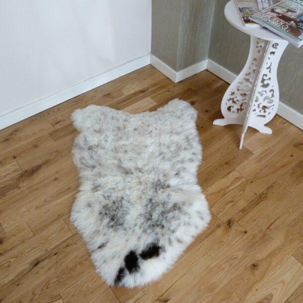 Natural Icelandic Sheepskin Rug Shorn IMX79-SHORN