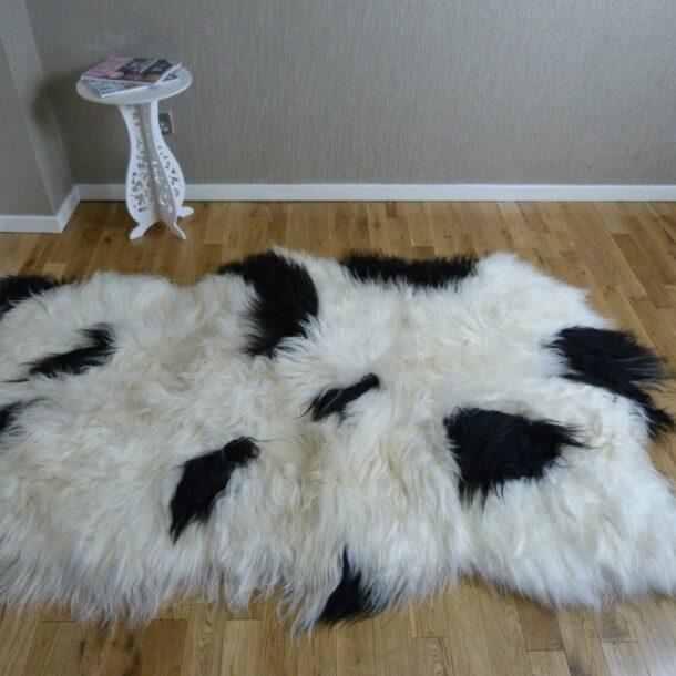 Icelandic Sheepskin Rug 4 Skin IS4S-43