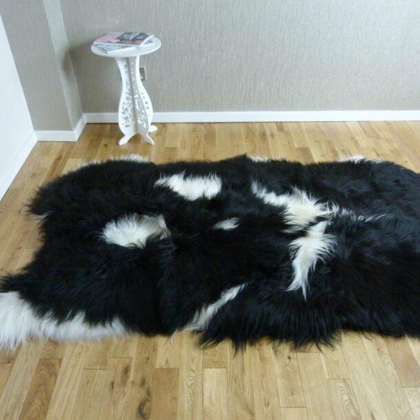 Icelandic Sheepskin Rug 4 Skin IS4S-44