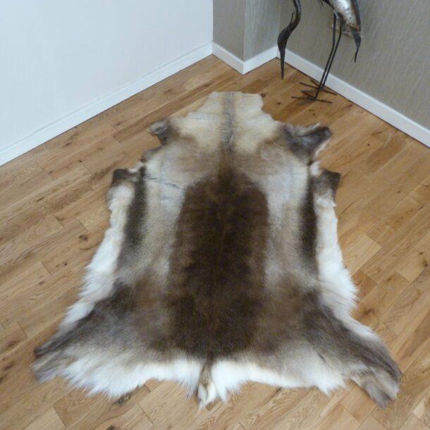 Large Reindeer Hide Rug R1121