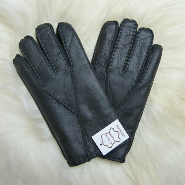 Men's Sheepskin Nappa Leather Gloves
