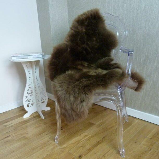 Sheepskin Rug UK Nutria Brown