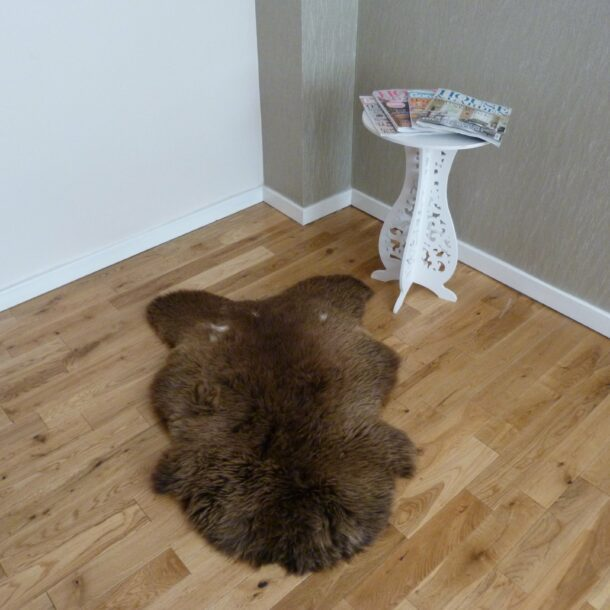 Rare Breed Sheepskin Rug RBS522