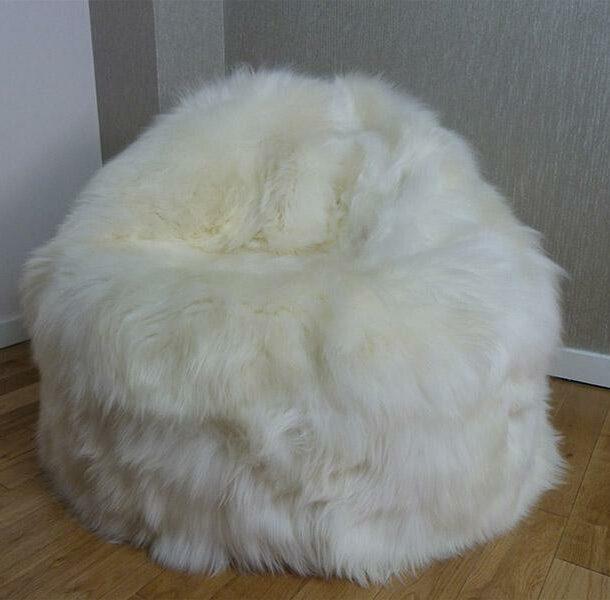 Sheepskin Bean Bag Junior Bespoke Colours