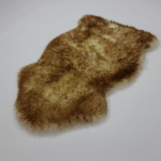 Sheepskin Pet Rug Natural Shape