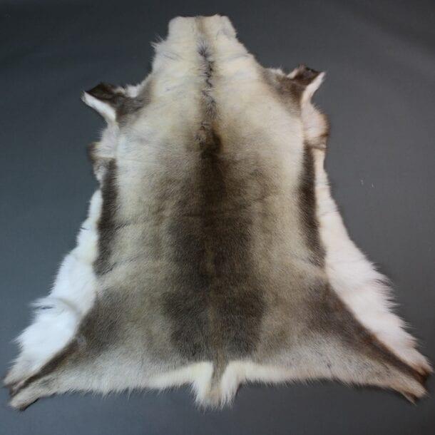 X Large Reindeer Hide Rug R256