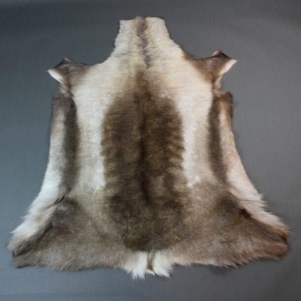 Large Reindeer Hide Rug R262