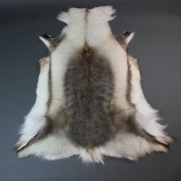 Large Reindeer Hide Rug R268