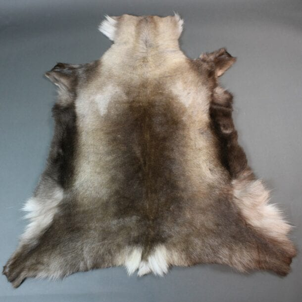 Large Reindeer Hide Rug R269