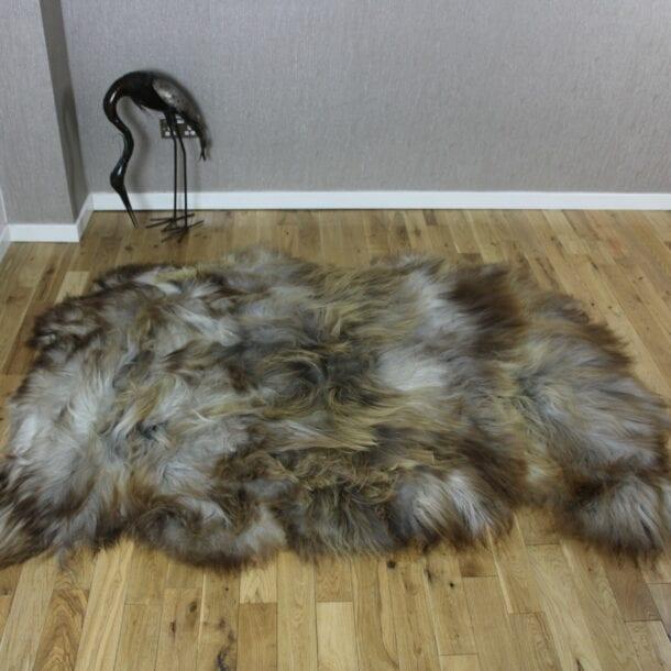 Icelandic Sheepskin 3 Skin Rusty Grey INRG3S 01
