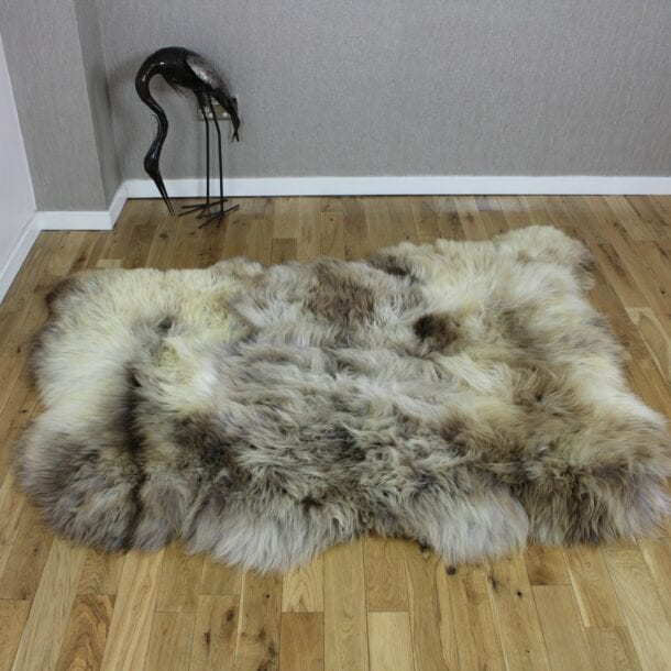 Rare Breed Sheepskin Rug 3 Skin RB3S-45